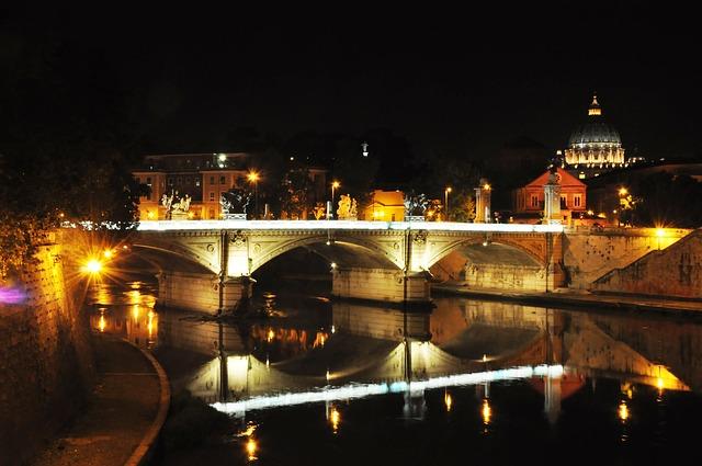 le cose pi romantiche da vedere a roma in una sera cosa On cose da fare a roma di sera