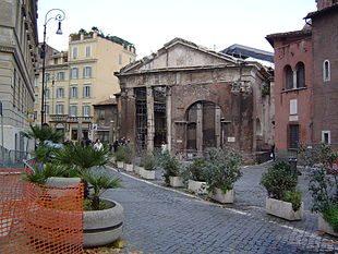 Visita al Ghetto Ebraico nella Roma dell' 800