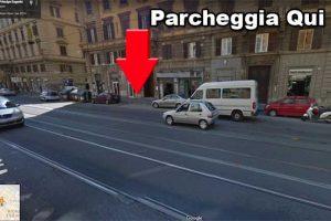 Parcheggiare a Roma Termini i Posti Custoditi e quelli Gratuiti