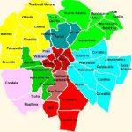 Quartieri di Roma Mappa e Lista